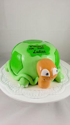 Schildkröten Kindertorte Renates Torten Design