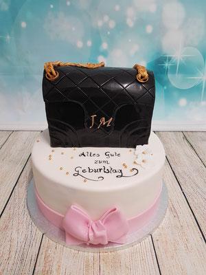 Taschen Torte Renates Torten Design Vorarlberg