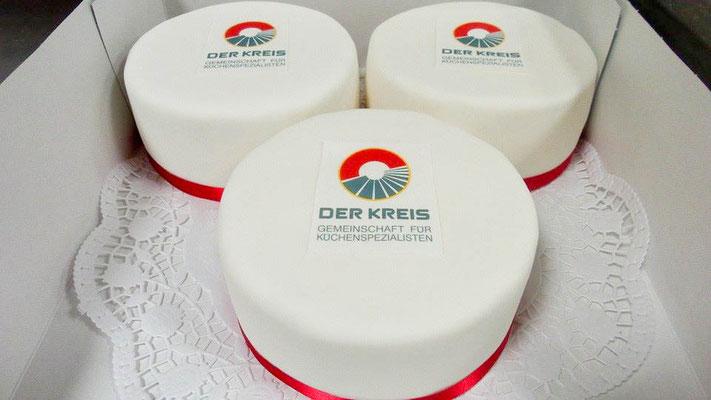 Torte Der Küchenkreis  @ Renates Torten Design Vorarlberg
