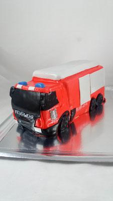 Feuerwehr Kindertorte Renates Torten Design
