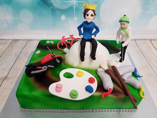 Torte Renates Torten Design Vorarlberg
