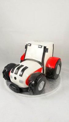Motivtorte Traktor @ Renates Torten Design