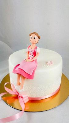 Magt  Geburtstagstorte Renates Torten Design
