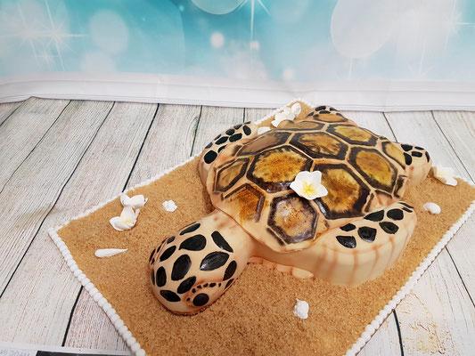 Schildkröten Torte Renates Torten Design Vorarlberg