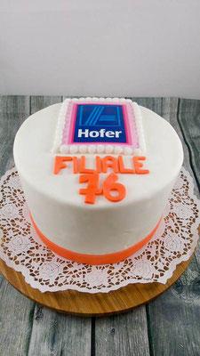 Hofer @ Renates Torten Design Vorarlberg