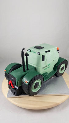 Traktor  Geburtstagstorte Renates Torten Design