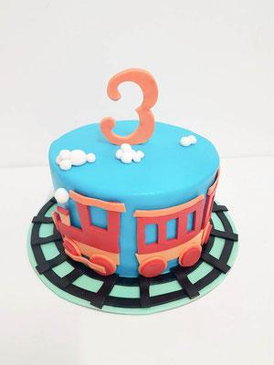 Zug Kindertorte Renates Torten Design