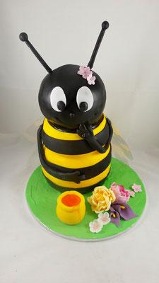 Bienen Kindertorte Renates Torten Design