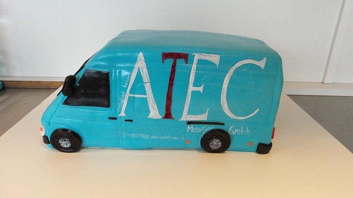 Torte ATEC @ Renates Torten Design Vorarlberg