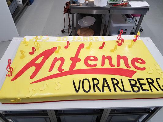 Antenne Vorarlberg Renates Torten Design Vorarlberg