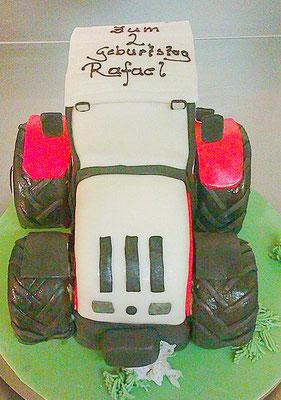 Traktor Torte @ Renates Torten Design