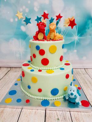 Kindertorte Renates Torten Design