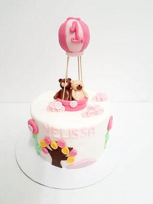 Balon Kindertorte Renates Torten Design