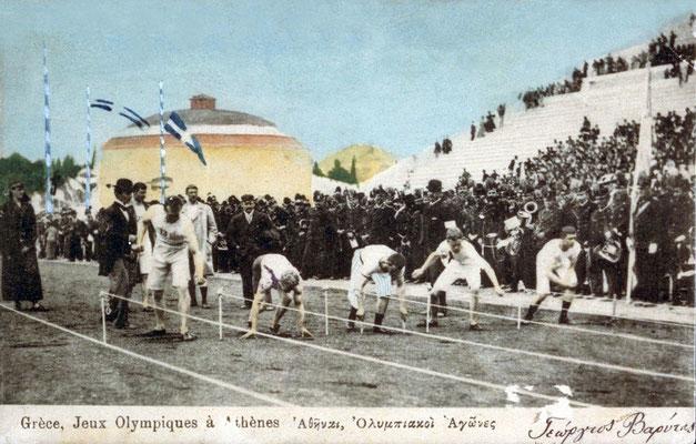 Finale du 100m