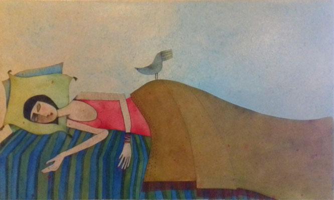 """En sommeil"" - Christel SERRANO (AAIDF)"