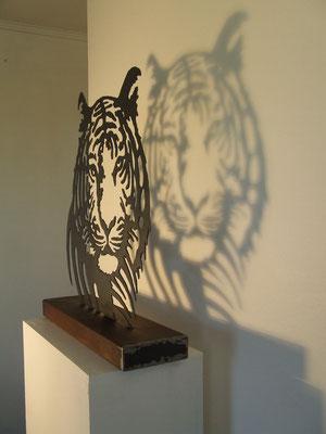 """L'oeil du tigre"" - Agnès OBERLE (Soc. Art. Bretagne)"