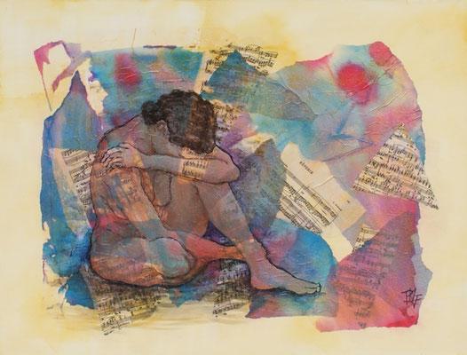 """Rêverie"" - Philippe MARCILLAC-JOUVENEL (Asso. Art. Limousin)"