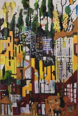 """""""La ville invisible"""" - Jean-Charles BOULANGER (ARTPOSTEL Normandie)"""