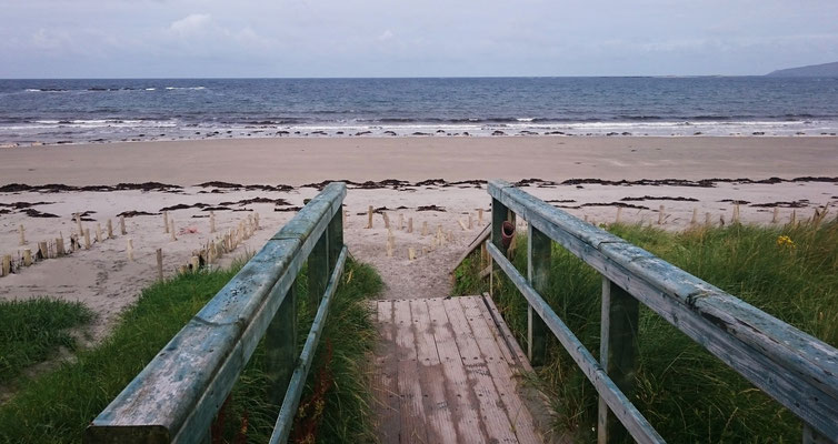 Maghery Beach Ireland Dungloe
