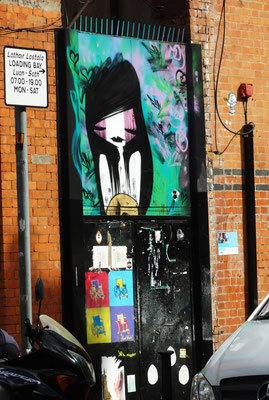 Streetart Dublin