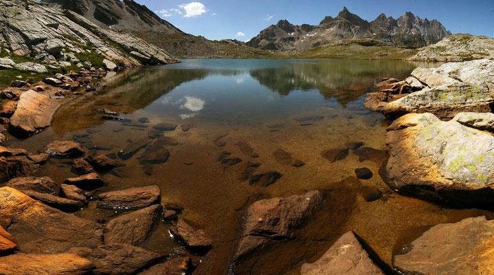 Lac du Roure - Photographie Patrick Boit