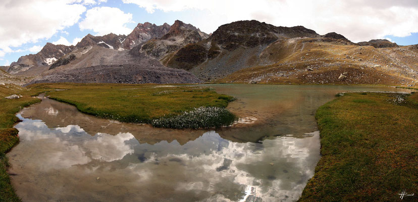 Lac du Marinet - Photographie Patrick Boit
