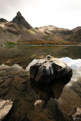 Lac de Pelouse - Photographie Patrick Boit