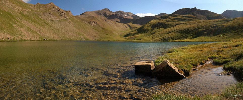 Lac de Terres Pleines - Photographie Patrick Boit
