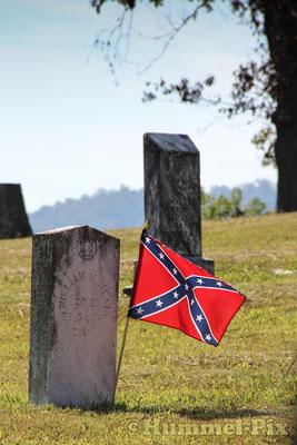 Cemetery im Süden