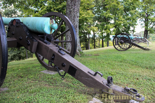 In der Schlacht am 23. bis 25. November 1863 besiegte die Unions-Armee die Konföderierten...