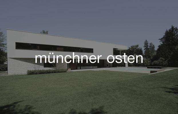Wohnhaus im Münchner Osten