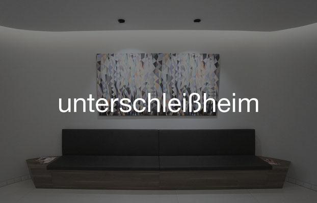 Schreinermöbel in einer Radiologie in Bayern