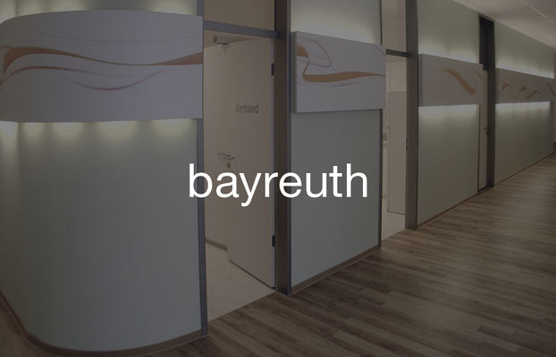 Einrichtung einer Dialyse in Bayreuth in Bayern
