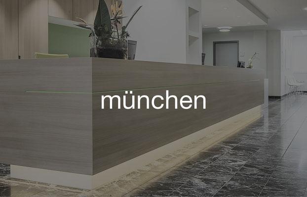 Schreiner Klinikeinrichtung in München