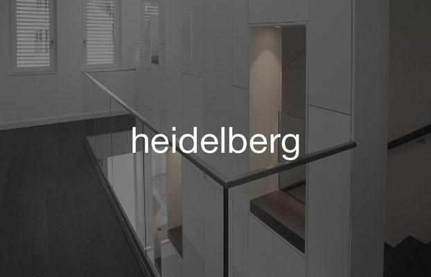 Schrankelement, Heidelberg