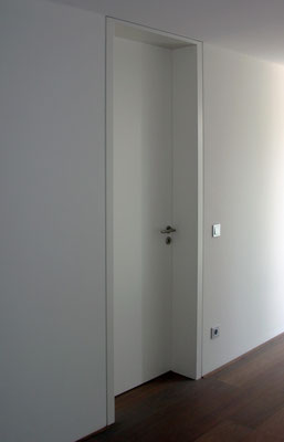 Raumhohe Zimmertür