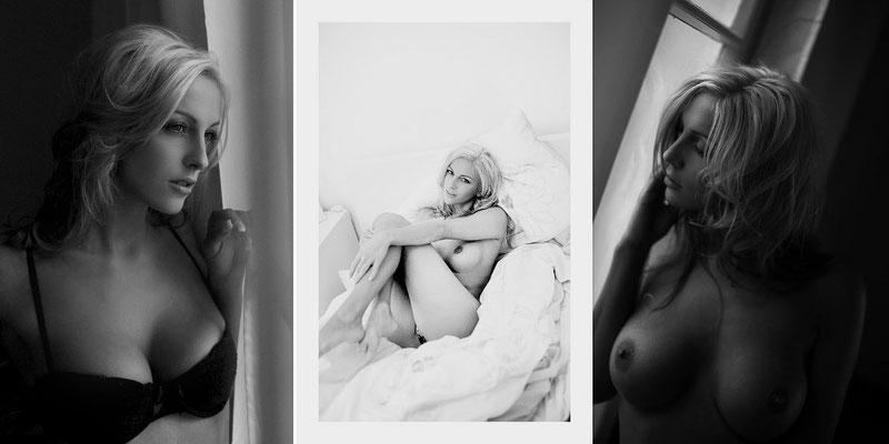 Erotische Fotografie in Dessous und Akt in Hannover