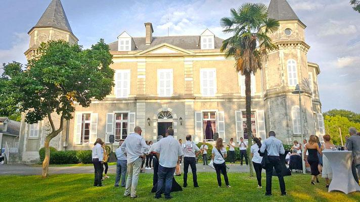 Château de Franqueville / Bizanos