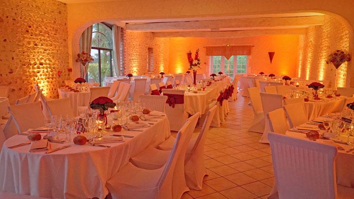 decoration lumineuse chateau boast