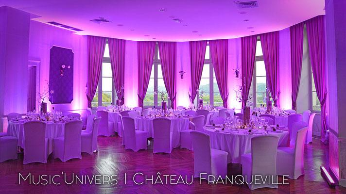 Château de Franqueville / Grande Salle Bizanos