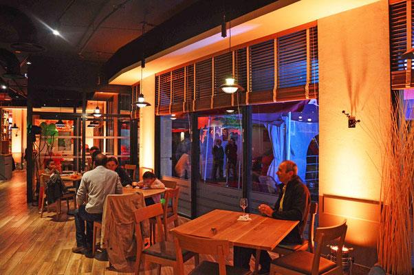 Pau Restaurant Del Arte
