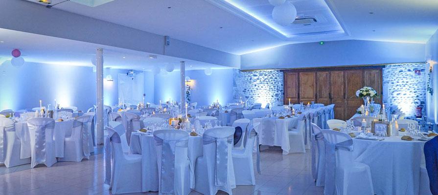 Décoration Lumineuse de Salle / Bleu Lescar