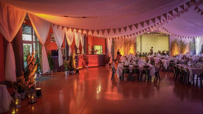 Salle Principale Lac de Gabas / Lourenties