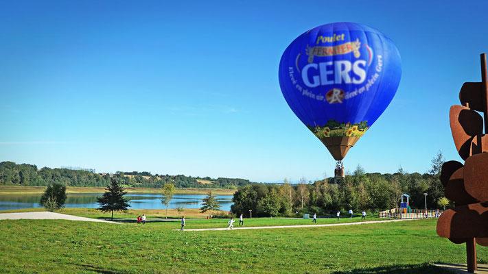 montgolfiere dj pau