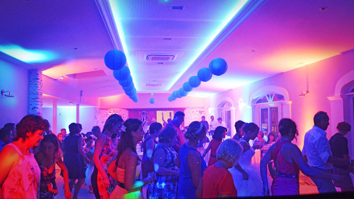 Partie Dansante DJ 64