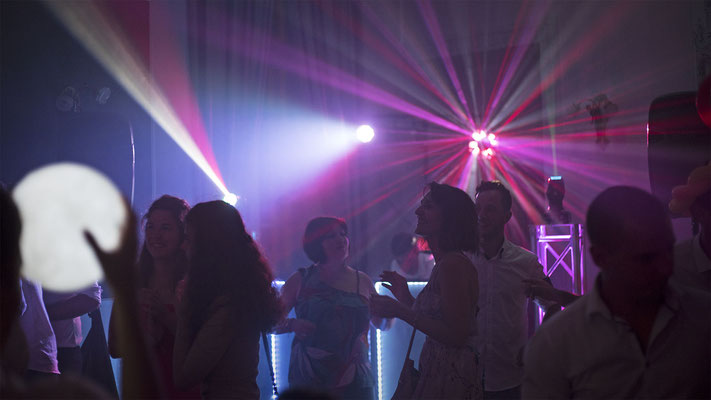 Partie Dansante Franqueville Pau