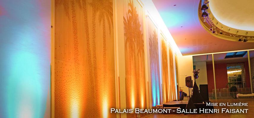 Palais Beaumont Pau Lumiere