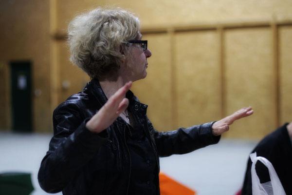 Regisseurin Dagmar Ullmann-Bautz