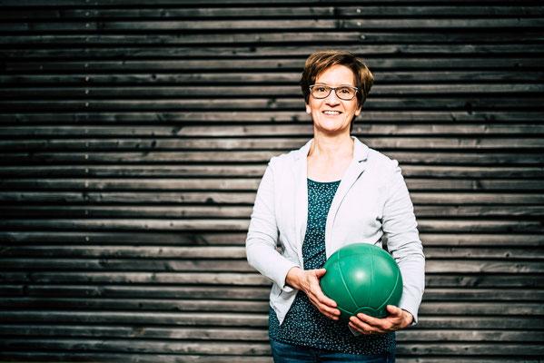 Doris Kubasinski, Lehrende der Prof. Grewe Schule für Physiotherapie