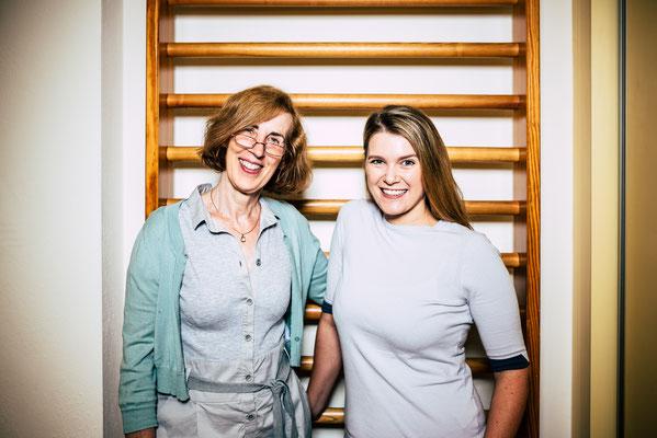 Mathilde Harms und Camilla Kapitza, Leitung der Prof. Grewe Schule